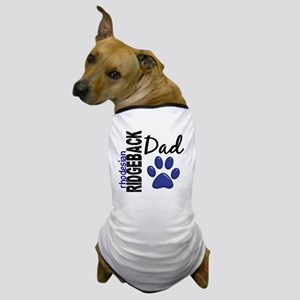 D Rhodesian Ridgeback Dad 2 Dog T-Shirt