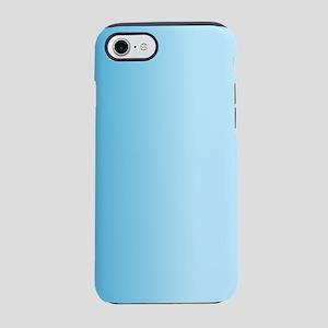 Blue Gradient iPhone 7 Tough Case
