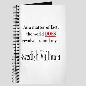 Vallhund World Journal