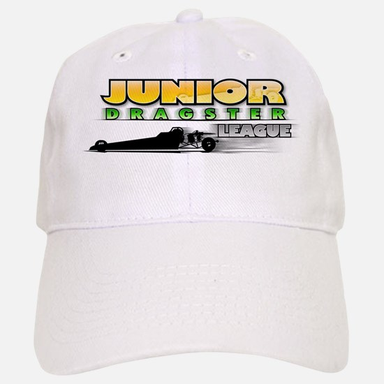 juniordragsterleague_psd Baseball Baseball Cap