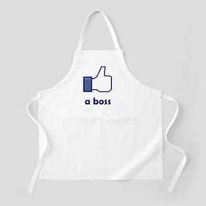 Like a boss Apron