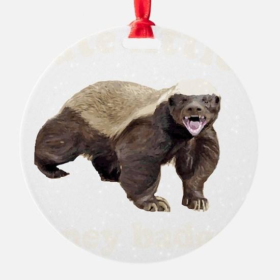 Cute HB -dk Ornament