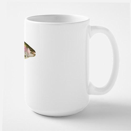Rainbow Trout 1 Large Mug