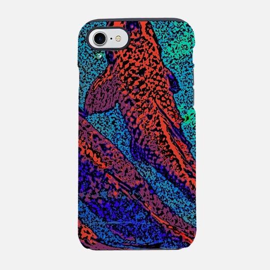 Wooden Fish iPhone 7 Tough Case
