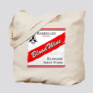 blood wine Tote Bag