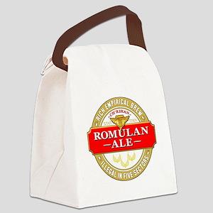romulan ale Canvas Lunch Bag