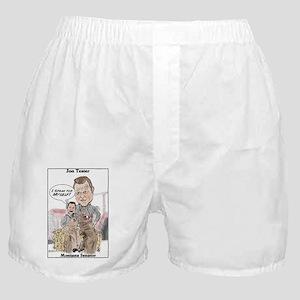 Final Jon Tester Boxer Shorts