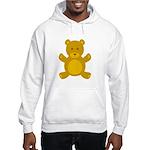 Teddy Bear Hooded Sweatshirt