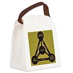 The Trinity Canvas Lunch Bag