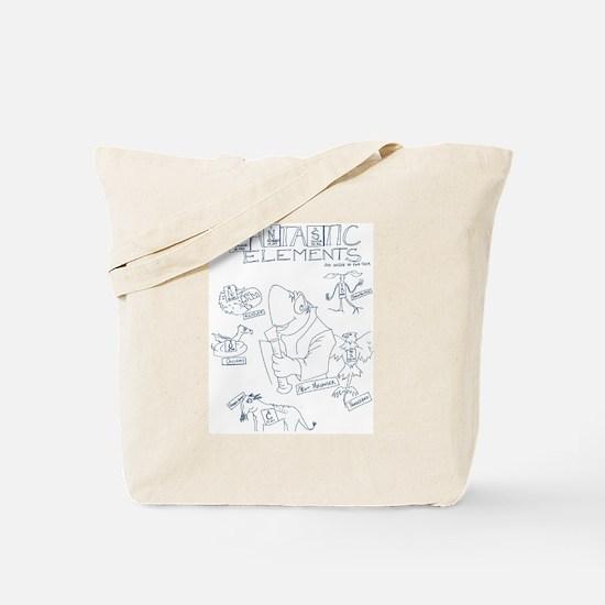 Funny Mole day Tote Bag