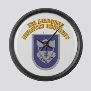 DUI - 325th Airborne Infantry Regiment with Text L