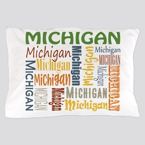 Michigan Pillow Case