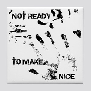 NOT READY Tile Coaster
