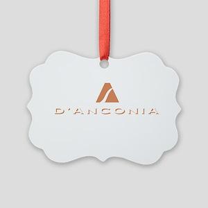 DAnconia Classic Picture Ornament