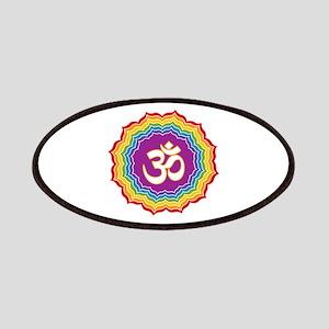Seven Chakras Colors Patch
