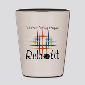Retrofit T Shot Glass