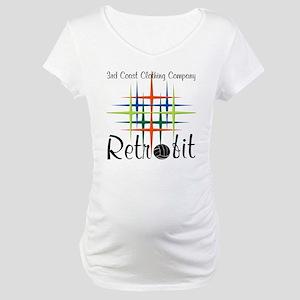 Retrofit T Maternity T-Shirt