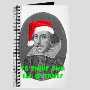 To Thine Own Elf Be True Journal