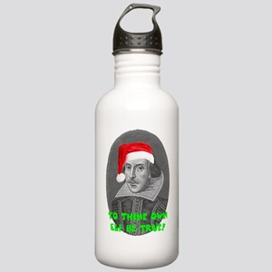 To Thine Own Elf Be Tr Stainless Water Bottle 1.0L