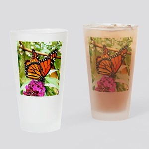 Monarch Butterfly Wall Calendar Pag Drinking Glass