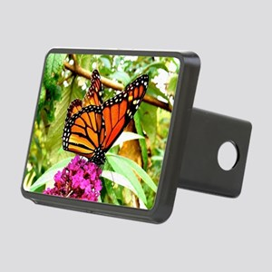 Monarch Butterfly Wall Cal Rectangular Hitch Cover