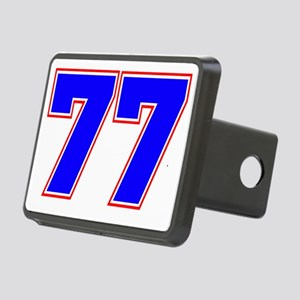 77 Rectangular Hitch Cover