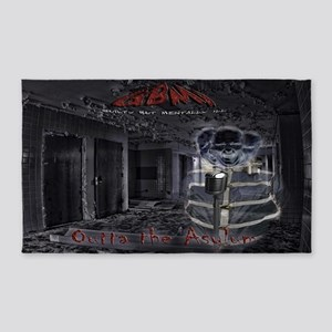 GBMI CD Front Cover Wall Peel 3'x5' Area Rug