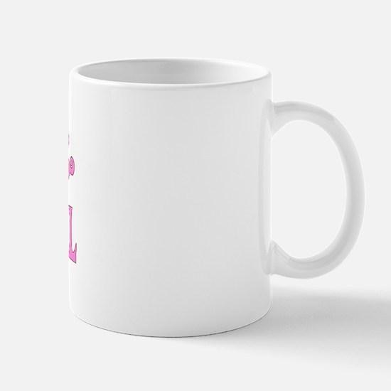 Modest & Beautiful (pink) Mug