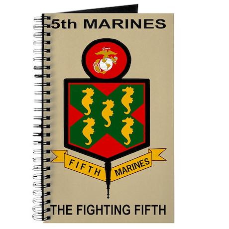 5th Marine Regiment<BR>Journal