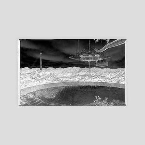 Alien Inversion Poster 3'x5' Area Rug