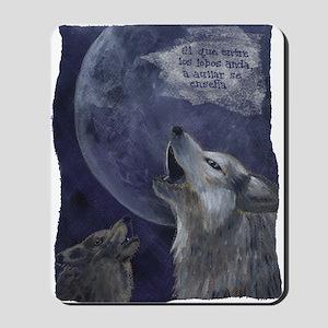 wolves_howl Mousepad