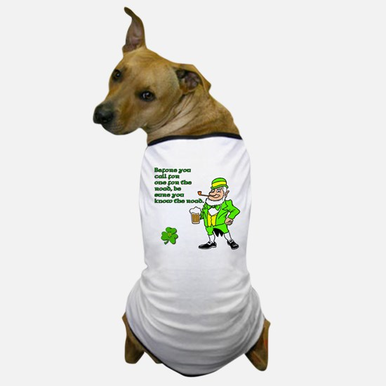 One For The Road Dog T-Shirt