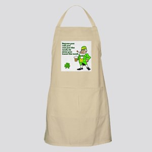 One For The Road BBQ Apron