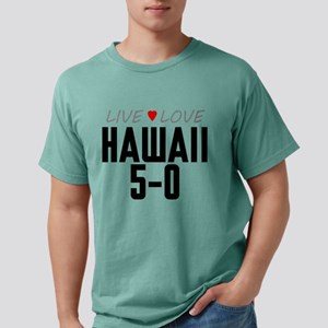 Live Love Hawaii 5-0 T-Shirt