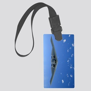 b2bomber Large Luggage Tag