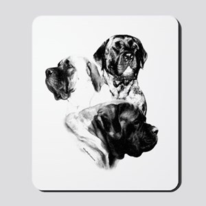 Charcoal 25 Mousepad