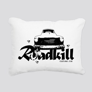 Roadkill-Customs-Shop-Lo Rectangular Canvas Pillow