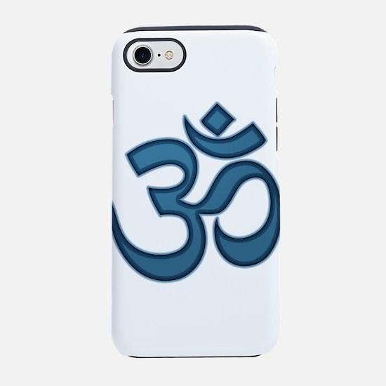 Om symbol iPhone 7 Tough Case