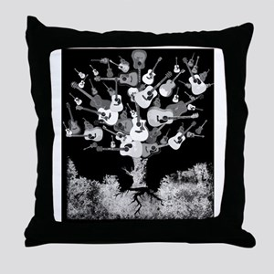 guitartreejournal1 Throw Pillow