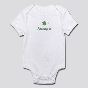 """Shamrock - Amaya"" Infant Bodysuit"