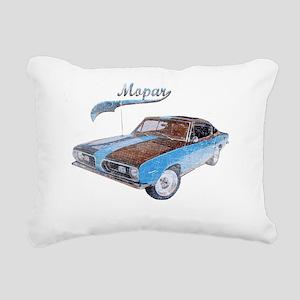 mopar_1 Rectangular Canvas Pillow