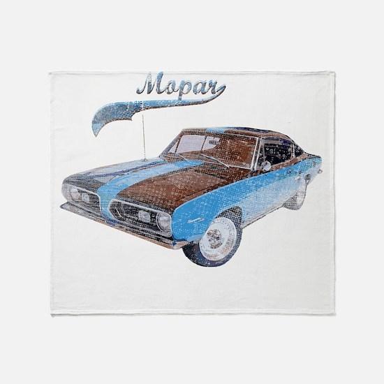 mopar_1 Throw Blanket