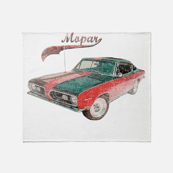 mopar_5 Throw Blanket