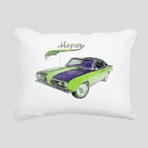 mopar_3 Rectangular Canvas Pillow