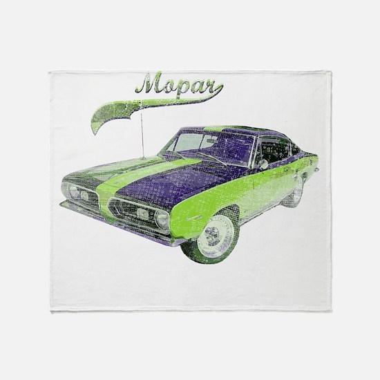 mopar_3 Throw Blanket