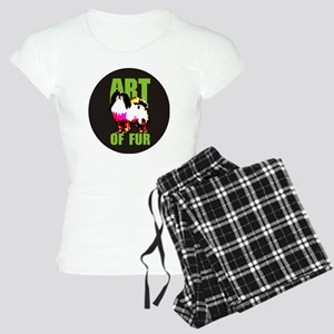 Round Logo Women's Light Pajamas