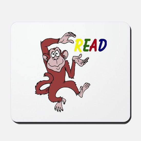Librarian - Read Mousepad