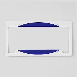 2012 License Plate Holder