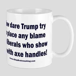 Libs with axe handles 11 oz Ceramic Mug
