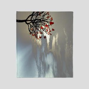 iPad2Cover_518_Serenity at Dusk Throw Blanket